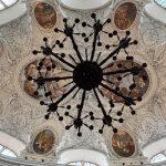 Easter rest in the Servitenkirche