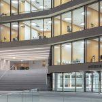 existing justice centre Salzburg